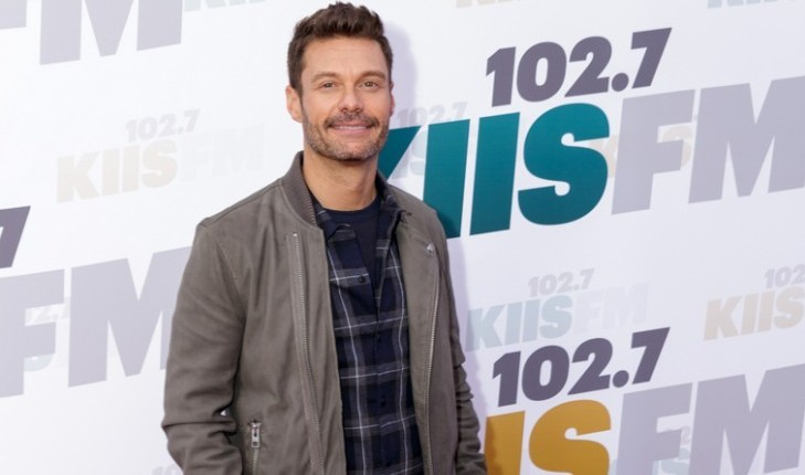 Cupid's Pulse Article: New Celebrity Couple: Ryan Seacrest & Adriana Lima Are Dating