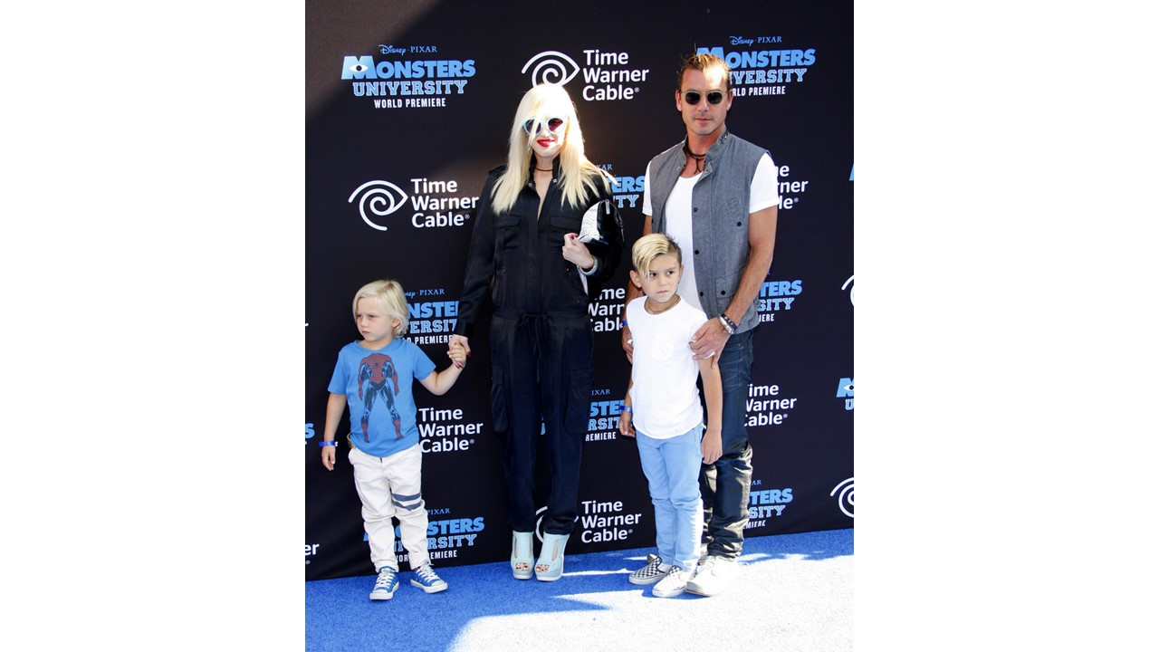 Celebrity Couples and Their Trendsetting Kids: Kingston and Zuma Rossdale