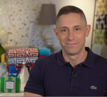 Celebrity Video Interview: Jonathan Adler Talks Summer Home Decor and Relationship Advice