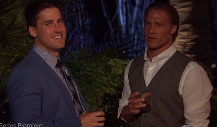 Cupid's Pulse Article: 'Bachelorette' Contestants Clint Arlis and JJ Lane Find Love…With Each Other!