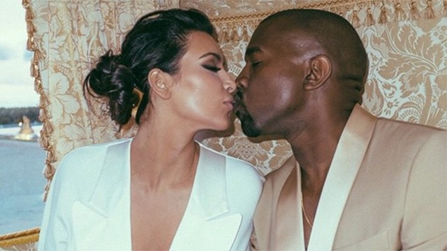 Cupid's Pulse Article: Celebrity News: Kim Kardashian Tweets 'Wish Your Were Here' to Kanye West from Met Gala