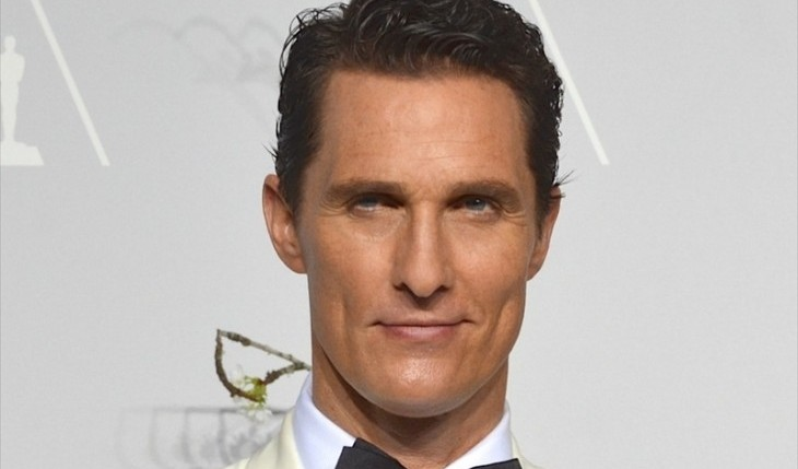 Cupid's Pulse Article: Matthew McConaughey