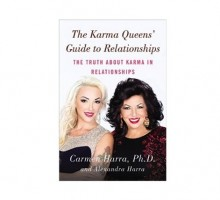Relationship Author Carmen Harra Reveals 'The Truth About Karma in Relationships'