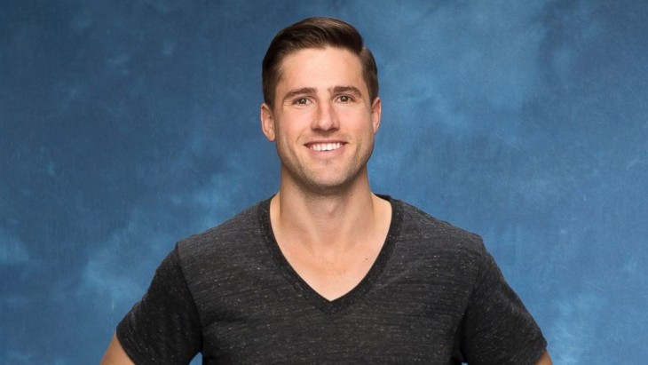 Cupid's Pulse Article: Former 'Bachelorette' Contestant JJ Lane Suffers Black Eyes After 'Men Tell All'
