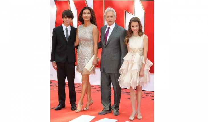 Best Dressed Celebrity Arrivals: Catherine Zeta-Jones