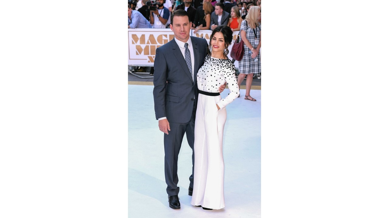 Cupid's Pulse Article: Celebrity Couple News: Jenna Dewan Tatum Explains How She and Channing Began Dating