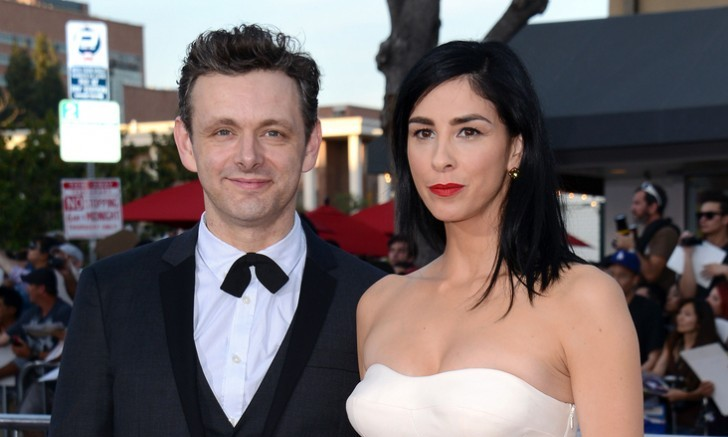 Cupid's Pulse Article: Celebrity Break-Up: Sarah Silverman Announces Split from Michael Sheen On His Birthday