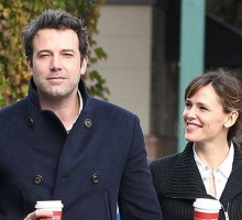 Jennifer Garner & Ben Affleck Attend Church After Celebrity Divorce Filing
