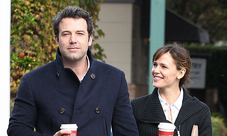 Cupid's Pulse Article: Celebrity Exes Ben Affleck and Jennifer Garner Have 'Underlying Tension' Coparenting