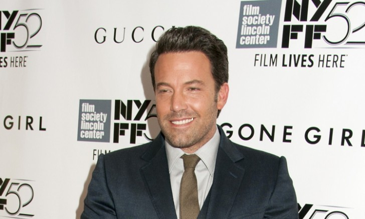 Cupid's Pulse Article: Ben Affleck Removes Celebrity Wedding Ring After Comic-Con Appearance