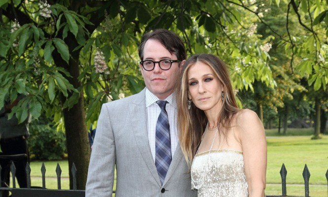 Cupid's Pulse Article: Celebrity News: Sarah Jessica Parker Says Time Apart is Beneficial to Her 20-Year Marriage to Matthew Broderick