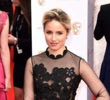 New Celebrity Couple: 'Glee' Star Dianna Agron Is Dating Mumford and Sons' Winston Marshall