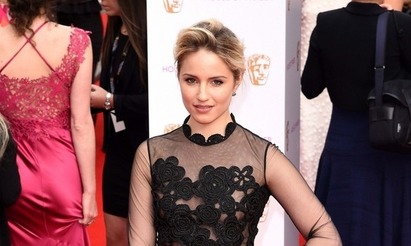 Cupid's Pulse Article: New Celebrity Couple: 'Glee' Star Dianna Agron Is Dating Mumford and Sons' Winston Marshall