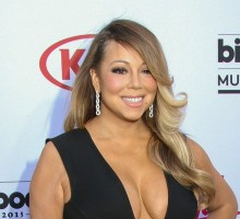Celebrity News: Mariah Carey Gets Close with New Love Bryan Tanaka on Stage at NYC Tour Stop