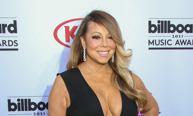 Cupid's Pulse Article: Celebrity News: Mariah Carey Turns to Her Dancer After Problems with Fiancé James Packer