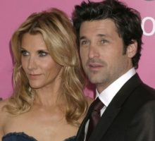 Celebrity News: Patrick Dempsey & Wife Jillian Are Back Together