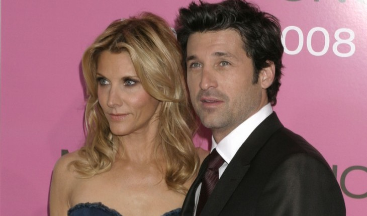 Cupid's Pulse Article: Celebrity News: Patrick Dempsey & Wife Jillian Are Back Together
