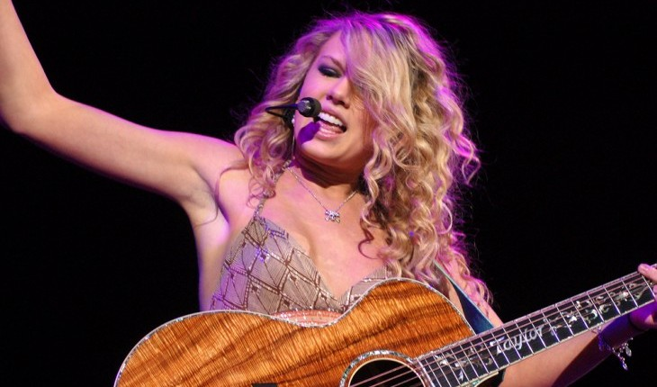 Taylor Swift Through The Years: Taylor Swift Opens For George Strait