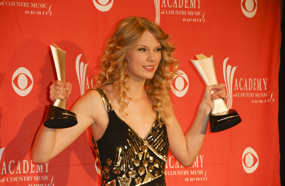 Taylor Swift Through The Years: Taylor Swift Wins Them All!