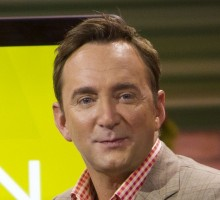 "'The Chew' Star Clinton Kelly Believes That ""Life Is All About Trying New Things"""