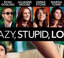Crazy Stupid Love featuring Steve Carell, Julianna Moore, Ryan Gosling and Emma Stone