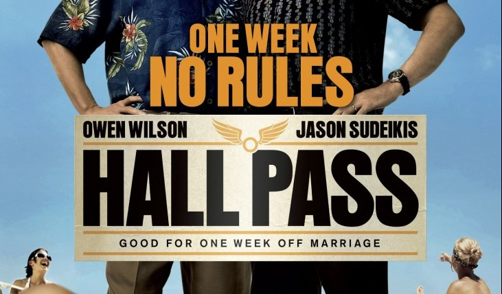 Cupid's Pulse Article: Hall Pass with Owen Wilson, Jason Sudeikis, Jenna Fischer and Christina Applegate