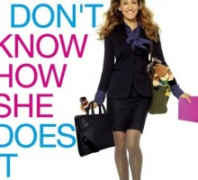 'I Don't Know How She Does It' featuring Sarah Jessica Parker, Pierce Brosnan and Greg Kinnear