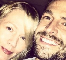 Jennie Garth Celebrates Celebrity Wedding to David Abrams