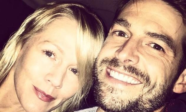 Cupid's Pulse Article: Jennie Garth Celebrates Celebrity Wedding to David Abrams