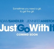 Just Go With It featuring Adam Sandler, Jennifer Aniston and Brooklyn Decker
