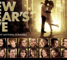 Celebrities + Love + New York City = New Year's Eve