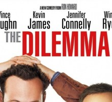 Vince Vaughn & Kevin James in 'The Dilemma'