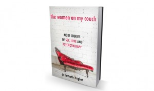 Relationship author Dr. Brandy Engler shares love advice in new self-help relationship book 'The Women on My Couch.'