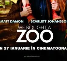 Matt Damon and Scarlett Johanssen Learn to Love in 'We Bought a Zoo'
