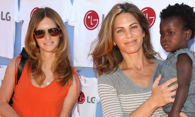Cupid's Pulse Article: Celebrity Break-Up: Jillian Michaels & Heidi Rhoades Split After 9 Years Together