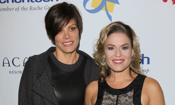 Hollywood's Gay Power Couples: Jennifer Cora and Cat Cora