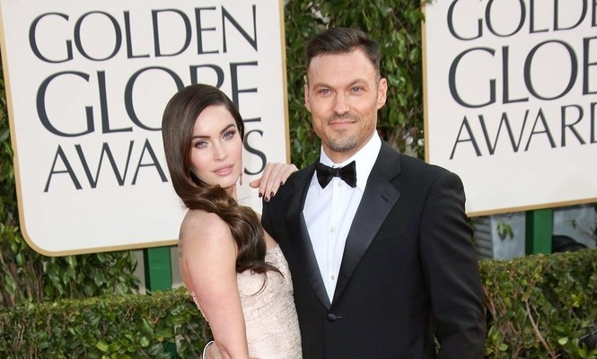 Cupid's Pulse Article: Megan Fox Talks Celebrity Baby To-Be with Estranged Husband Brian Austin Green
