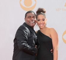 Tracy Morgan and Megan Wollover Tie the Knot in Intimate Celebrity Wedding Ceremony