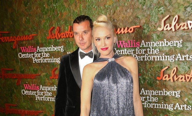 Cupid's Pulse Article: Gwen Stefani and Gavin Rossdale Settle Celebrity Divorce and Will Share Custody