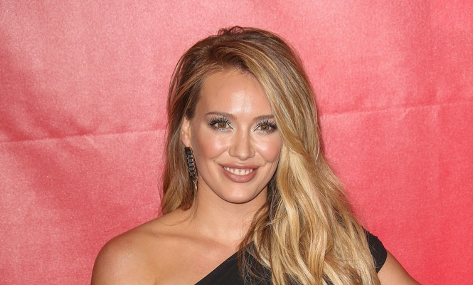 Cupid's Pulse Article: Celebrity Couple: Hilary Duff & New Boyfriend Matthew Koma Make First Red Carpet Appearance