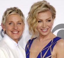 Celebrity News: Portia de Rossi Says Ellen DeGeneres Divorce Rumors 'Make Us Feel Accepted'
