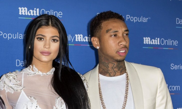 Cupid's Pulse Article: Famous Couple Kylie Jenner and Tyga Make Funny Snapchat Videos