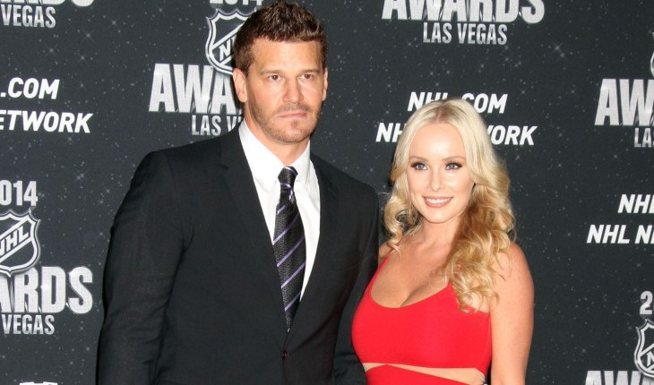 Celebrities Who Stood By Their Unfaithful Partner: David Boreanaz and Jaime Bergman