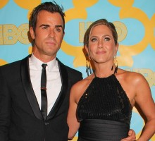 Married Celebrity Couple Jennifer Aniston and Justin Theroux Head Back to Work Post-Wedding