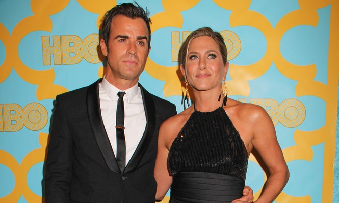 Cupid's Pulse Article: Married Celebrity Couple Jennifer Aniston and Justin Theroux Head Back to Work Post-Wedding