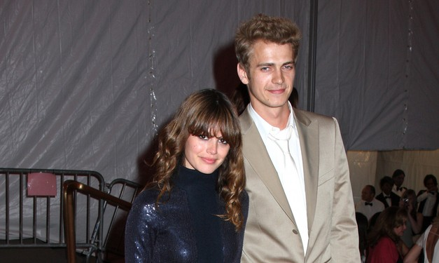 Cupid's Pulse Article: Celebrity Break-Up: Rachel Bilson & Hayden Christensen Split After 10 Years Together
