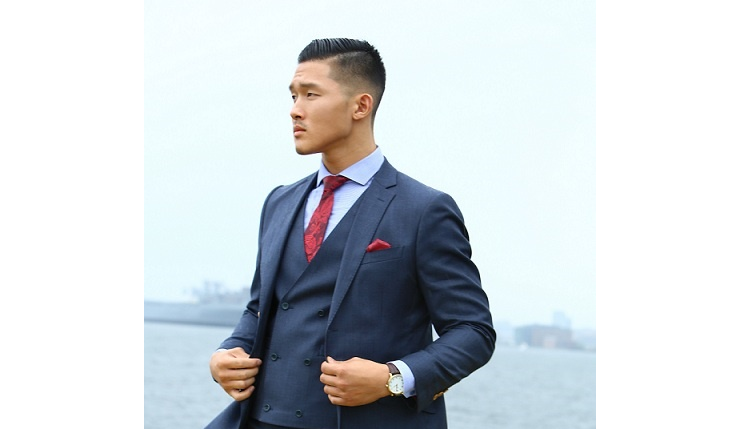"Cupid's Pulse Article: Dating Advice From Justin Kim of 'America's Next Top Model': ""If Someone Is Already on Your Team, You Shouldn't Be Looking for Free Agents."""