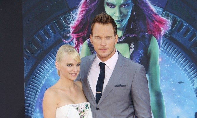 Cupid's Pulse Article: Celebrity Break-Up: Anna Faris Opens Up About Split from Chris Pratt