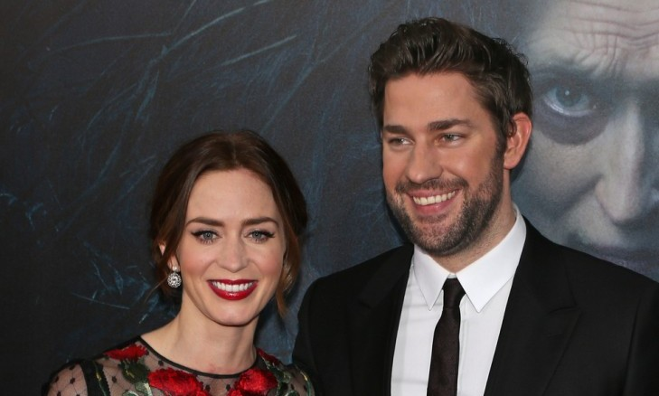 Cupid's Pulse Article: John Krasinski and Emily Blunt Welcome a Baby Girl