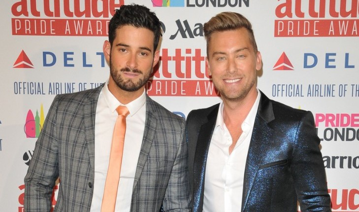 Cupid's Pulse Article: Celebrity Baby News: Lance Bass & Michael Turchin to Start a Family 'This Year'